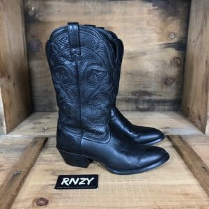 Ariat Leather Cowboy Boot